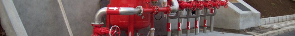 Sistemas automáticos de extinção de incêndios